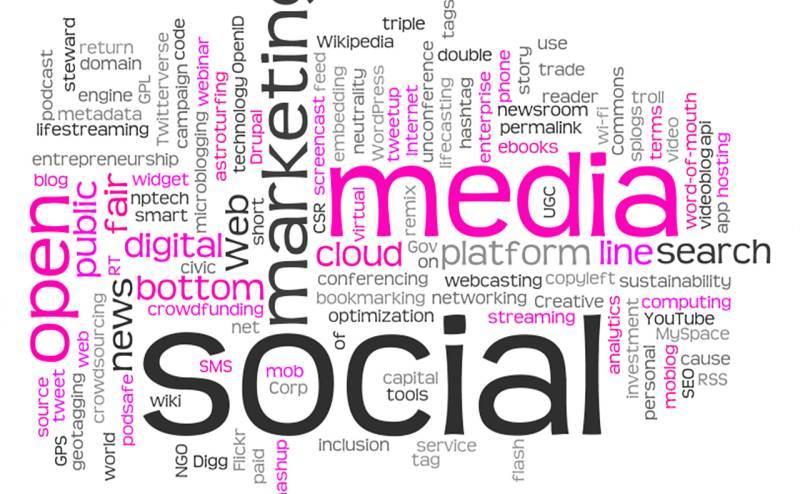 Redes Sociales aportan la mitad del tráfico a las Pymes